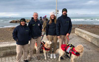 È online il sito della Scuola Cani di Salvataggio Firenze