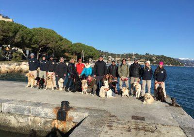 Servizio Assistenza – Bagno Invernale – Punta Secca Palmaria