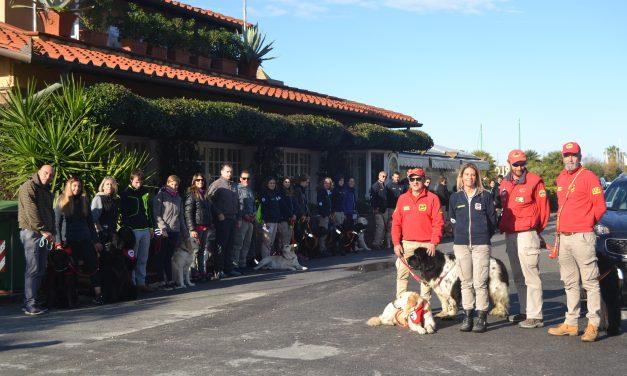 SCS Firenze in addestramento
