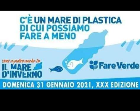 2021 C'è un Mare di plastica di cui possiamo fare a meno